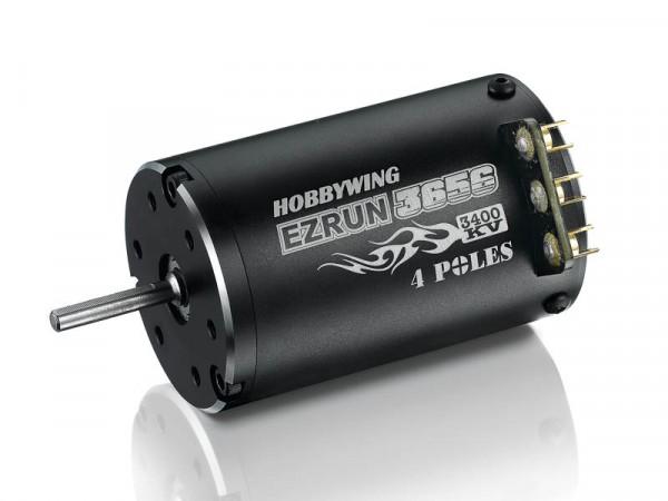 Ezrun Brushless Motor 3656 4700kV Sensorless für 1/10
