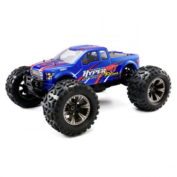Hyper Monster Truck Brushless 1/8 150A 6s RTR Blau