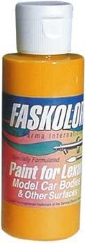 FasFluorescent Orange Airbrush Farbe 60ml