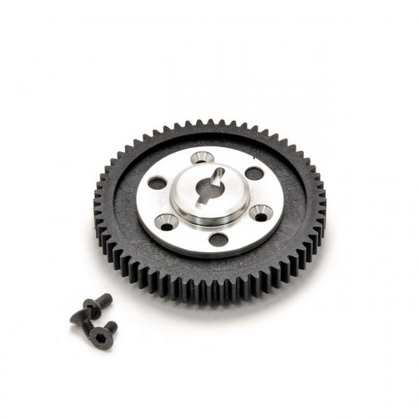 TRANSMISSION GEAR WITH CNC ALUMINUM GEAR MOUNT