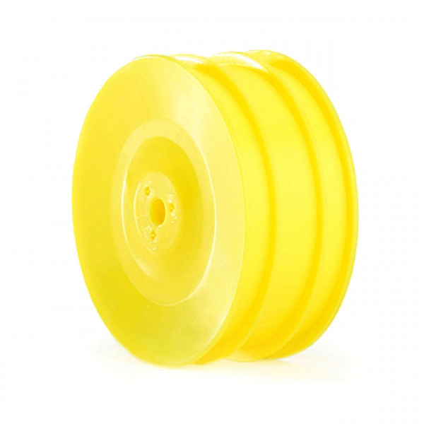 26x38mm 4WD Front Wheel 12mm*2pcs(Yellow)