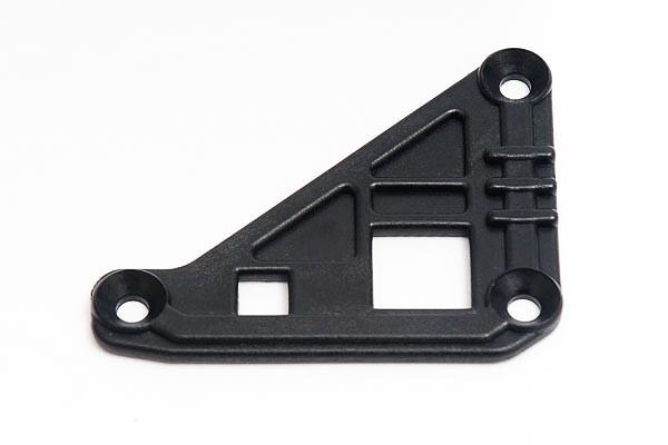 Bremsplatte für geschlossene Mitteldiffbox