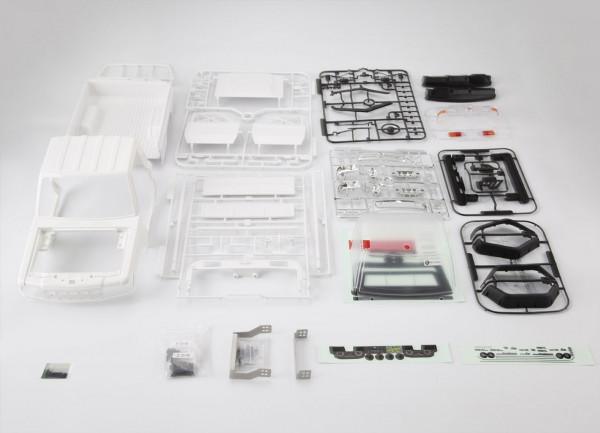 Toyota Land Cruiser 70 Kunststoff Bausatz für TRX-4
