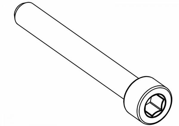 Zylinderkopf Innensechskantschraube M5x40 mm