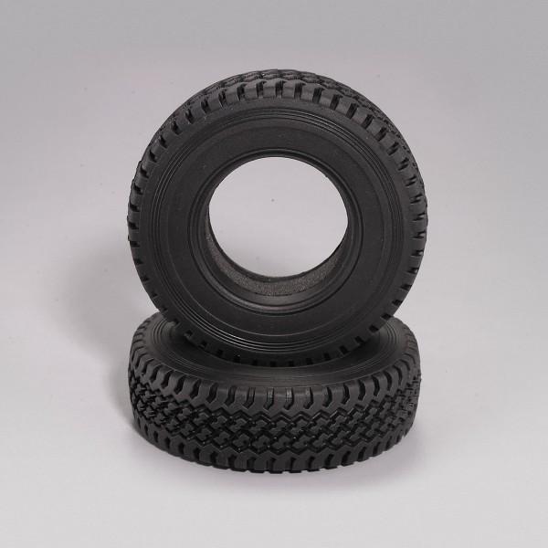 """Scale Reifen mit Einlage 3.35"""" (2 Stk)"""