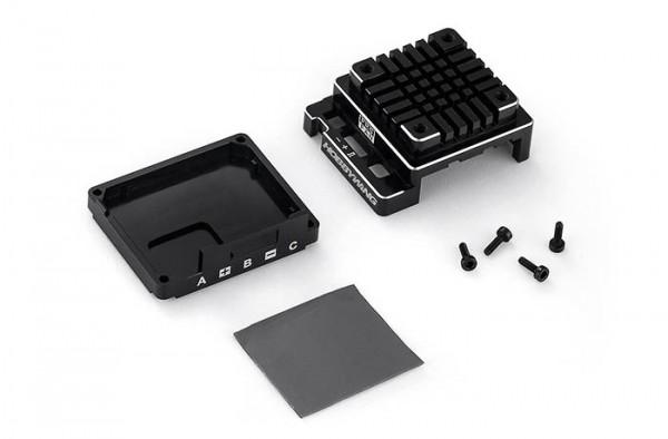Ersatz Alugehäuse Set für X120A V3.1 Schwarz