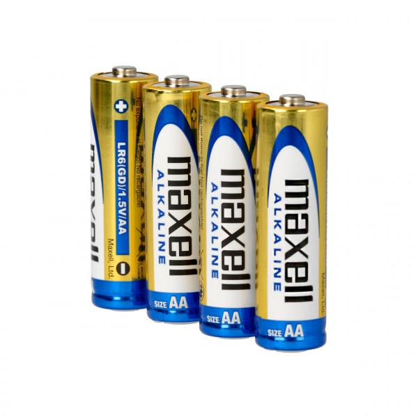 Alkaline 1,5V AA Mignon (4 Stk) Blister