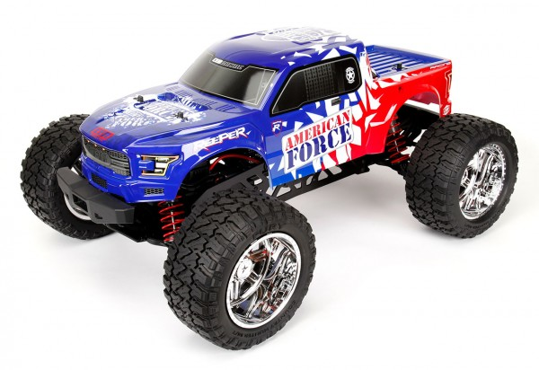 Repper American Force Edition 1/7 Brushless