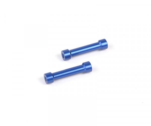 7x30mm Steher - Blau (2Stk.)
