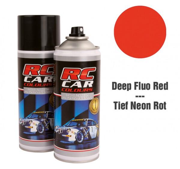Lexan Farbe Fluo Dunkel Rot Nr 1010 150ml