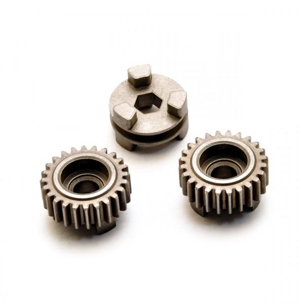 Zahnrad Set für 2-Ganggetriebe