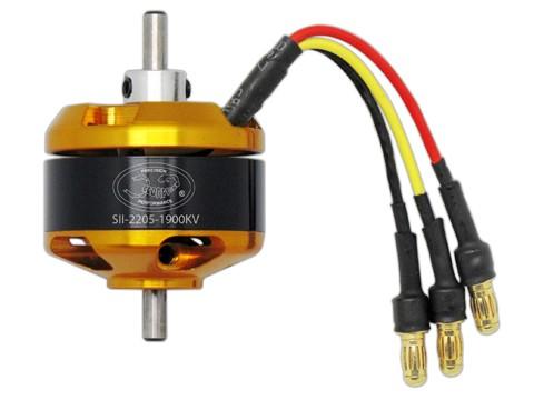 SII-2205-1900KV Scorpion Motor (3mm Welle)