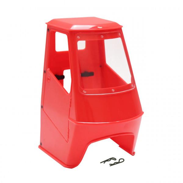 Karosserie rot Kunststoff