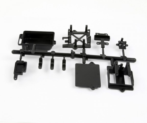EXO Radio Box and Electronic Component Mounts