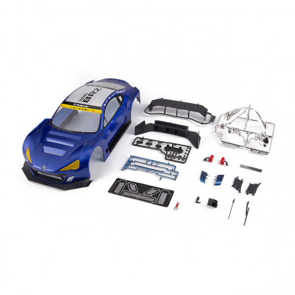 Subaru BRZ R&D Sport Karosserie lackiert Blau Kit