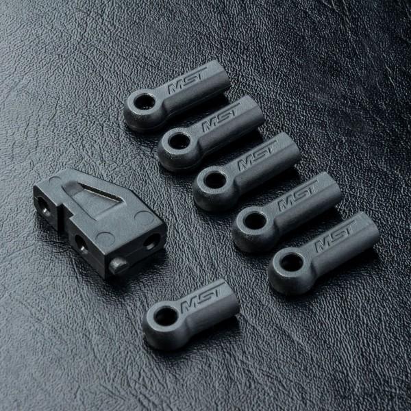 Kugelkopfanlenkung Set 4.8mm