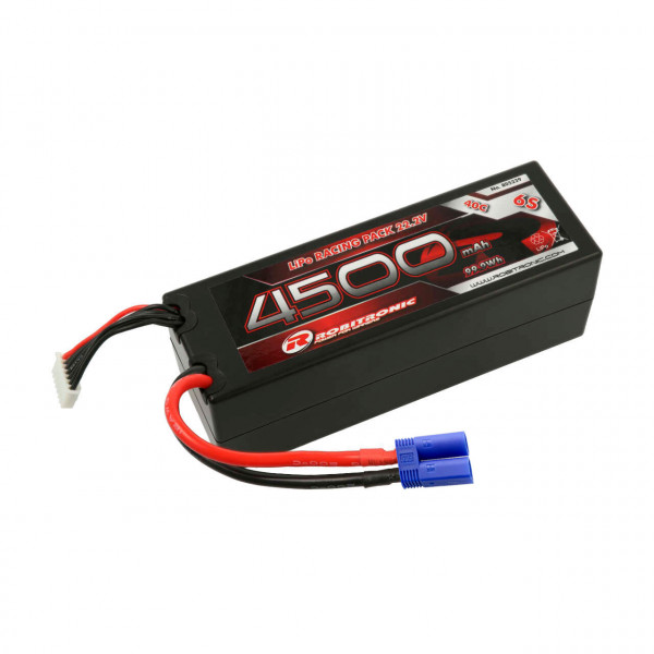 LiPo Akku 4500mAh 6S 40C EC5 Stecker