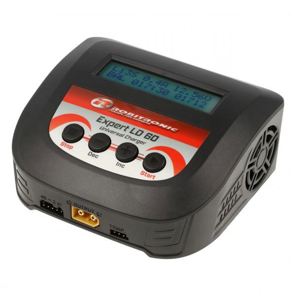 Expert LD 60 Ladegerät LiPo 2-4s 6A 60W