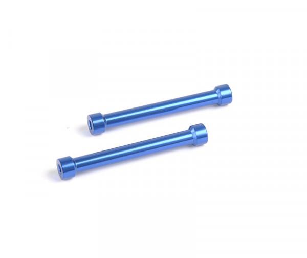 7x50mm Steher - Blau (2Stk.)