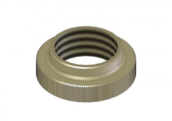 Servo Saver Feder Einstellmutter Aluminium