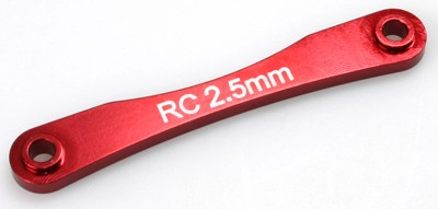 Rollcenter-Platte FF, RR 2,5mm