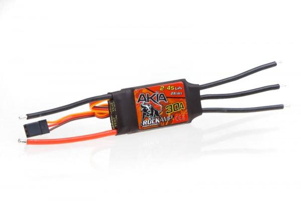 Akia 30A Brushless Regler 2-4S Lipo 2A BEC