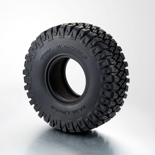 """Reifen mit Einlage 1,9""""x4,6"""" (2 Stk.)"""