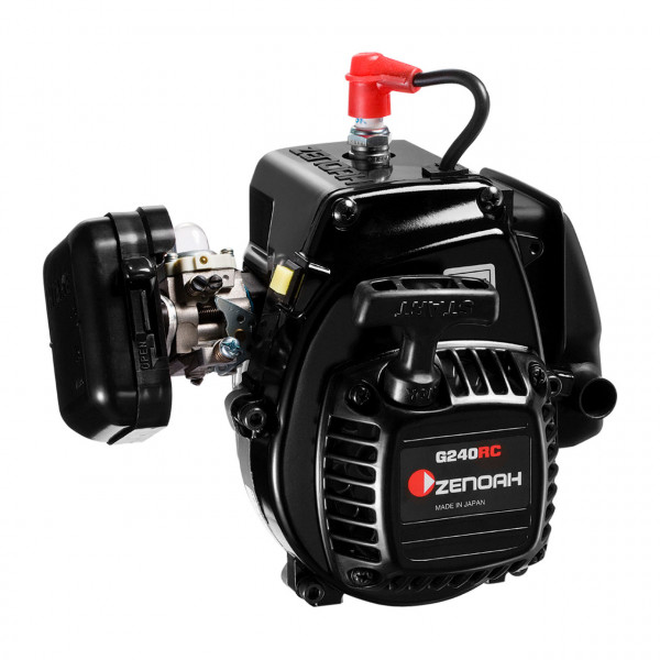 Zenoah G240RC Motor 23ccm (inkl. Kupplung, Filter, Reso)