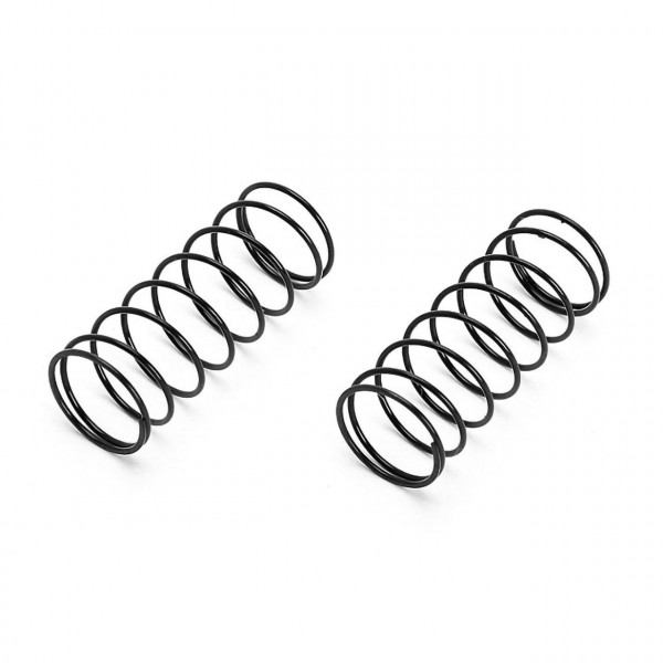 1/10 Front Shock Spring (Green) (2pcs)0.067kg/mm For Type R