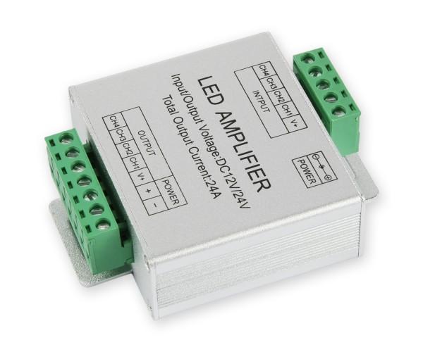 LED RGBW Verstärker 4x6A