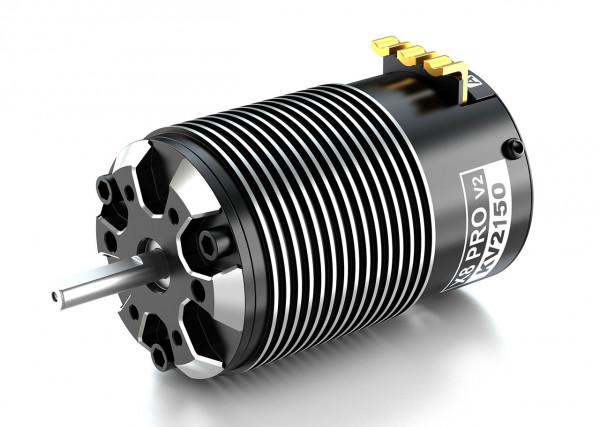 Toro Brushless Motor X8 Pro V2 2150kV für Buggy 1/8