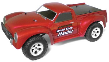 """Speed Shop Hauler SC Truck .040"""" - unlackiert"""