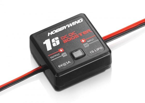 DC Booster Ausgang 6V 2A für 1s LiPo