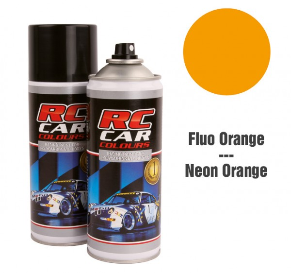 Lexan Farbe Fluo Orange Nr 1006 150ml