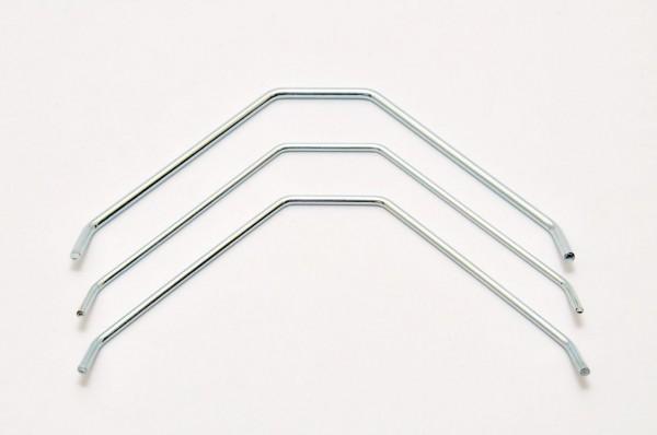 Heckstabilisatoren Set 2.3mm / 2.5mm / 3mm