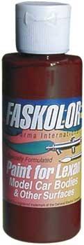 Faskolor Standard Dunkelbraun Airbrush Farbe 60ml