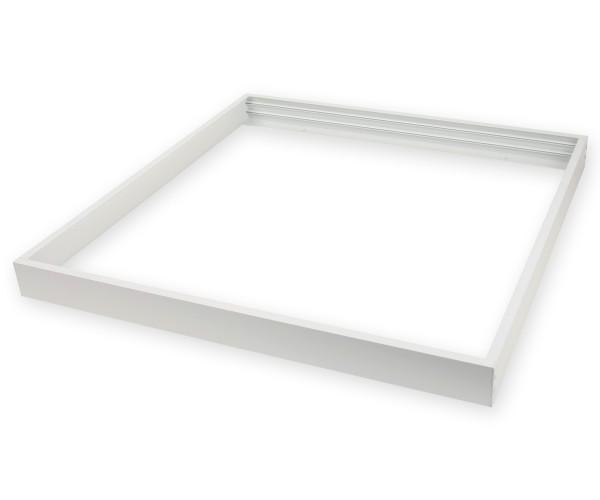 Alugehäuse für Aufputzmontage der 60x60cm Panels