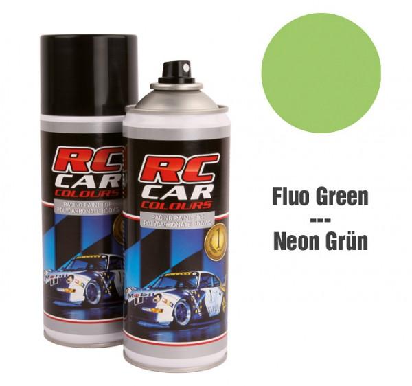 Lexan Farbe Fluo Grün Nr 1008 150ml