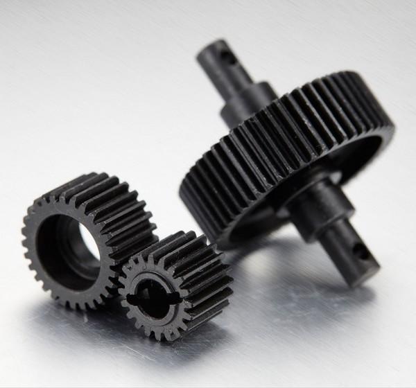 Getriebezahnräder Set Metall für Axial SCX10