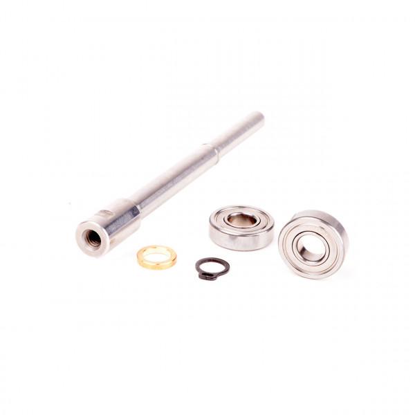 Tengu 4530 Motor (55mm) Schaft und Lager Satz