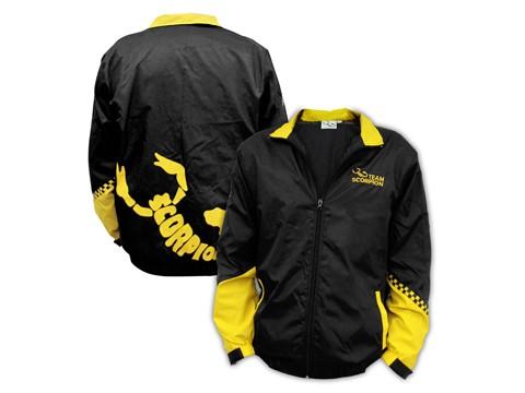 Scorpion Flying Jacket (Yellow-S)
