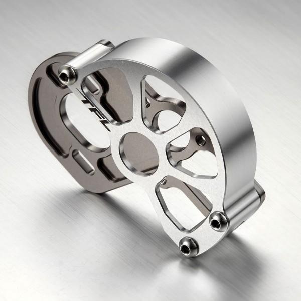 Motorhalteplatte und Zahnradschutz für Axial SCX10