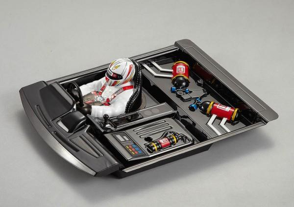 Cockpit Set für Truck lackiert