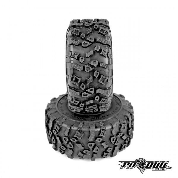 Rock Beast XOR 1.9 Reifen Alien Kompound mit Einlagen (2 Stk