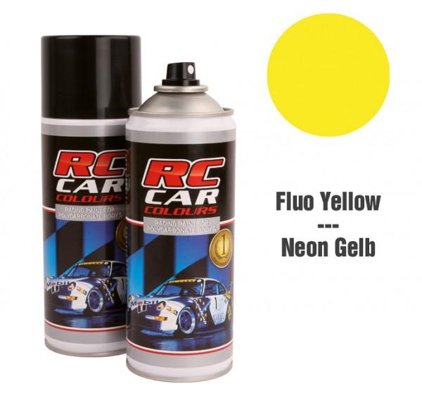 Lexan Farbe Fluo Gelb Nr 1007 150ml
