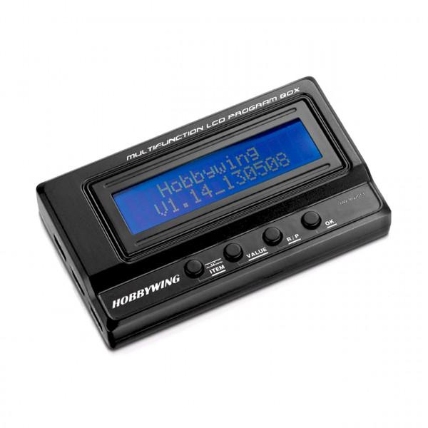 LCD Programmierbox für Xerun, Ezrun und Platinum