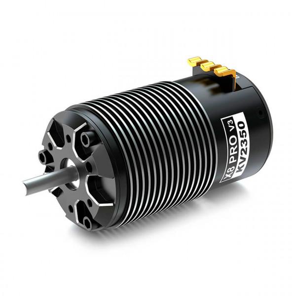 Toro Brushless Motor X8 Pro V3 2350kV für Buggy 1/8