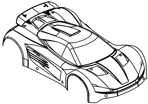Karosserie Set