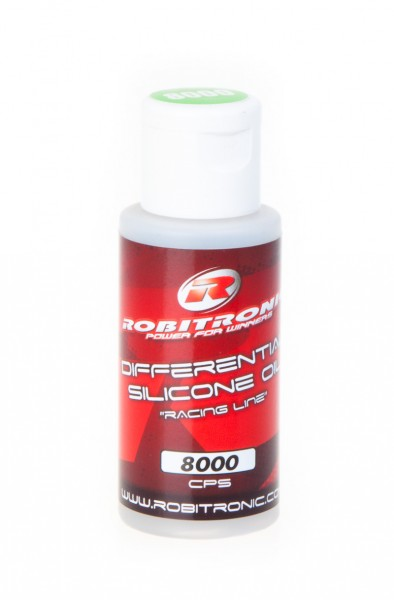 Silicon Differentialöl 8000 CPS (50 ml)