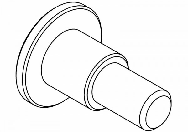 Schraube gehärtet für Ackerman Platte